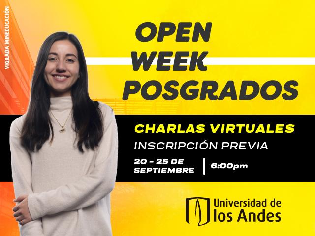 Open Week Posgrados