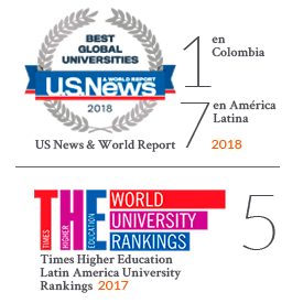 World University Rankings - Uniandes